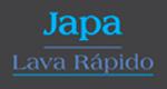 Logo Japa Lava Rápido