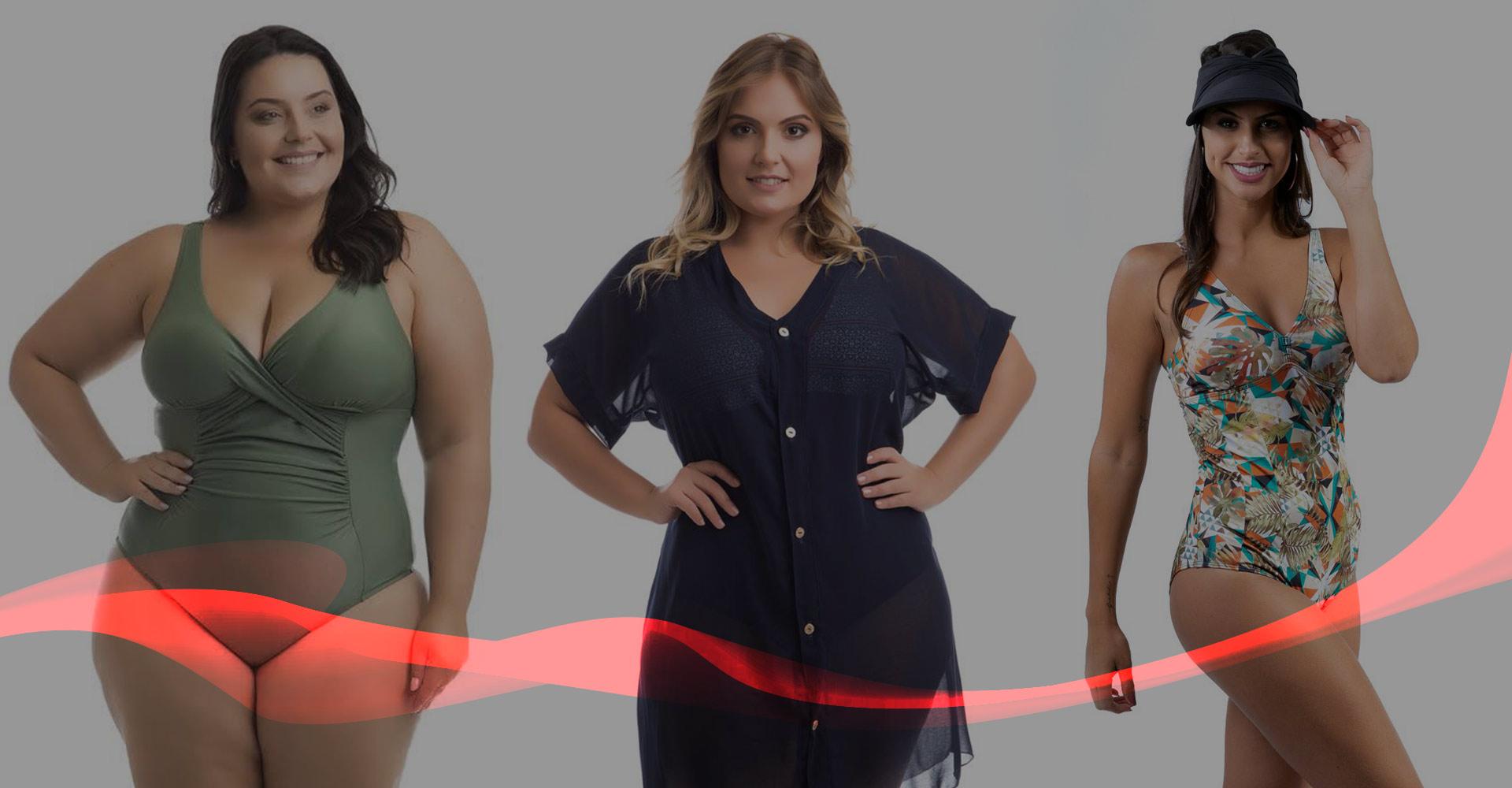 Corpo de Mulher<br>O melhor da moda feminina, do PP ao XG.