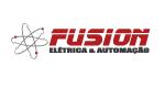 Logo Fusion Elétrica e Automação