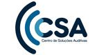 Logo CSA Aparelho Auditivo