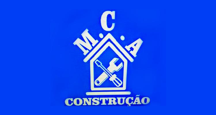 Logo MCA Construção