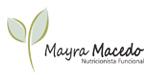 Logo Mayra Macedo Nutricionista