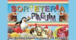 Logo Sorveteria Pinguim