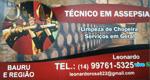 Logo Técnico em Assepsia