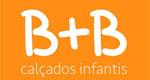 Logo B + B Calçados Infantis