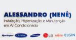 Logo Alessandro Ar Condicionado