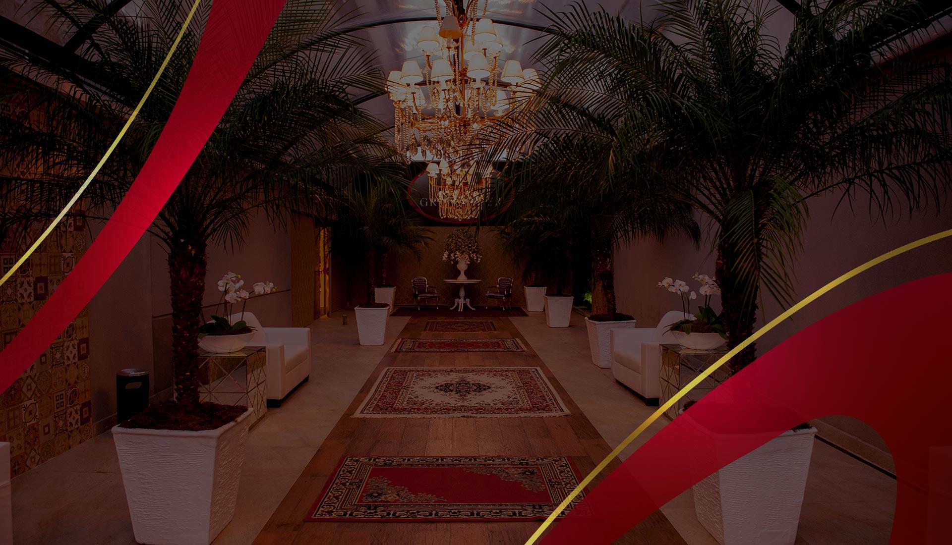 Gran Aster é um dos melhores e maiores salões para eventos de Americana.