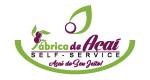Logo Fábrica de Açaí