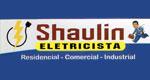 Logo Shaulin Eletricista & Rubinho Eletricista