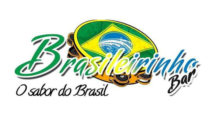 Logo Bar e Restaurante Brasileirinhos