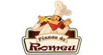 Logo Pizzas do Romeu