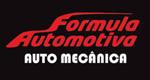 Logo Fórmula Automotiva Auto Mecânica