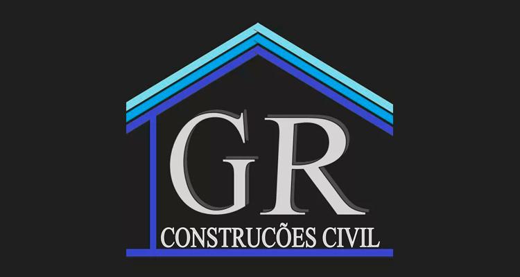 Logo GR Construções