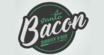 Logo Santo Bacon Burguer 'n' Bar