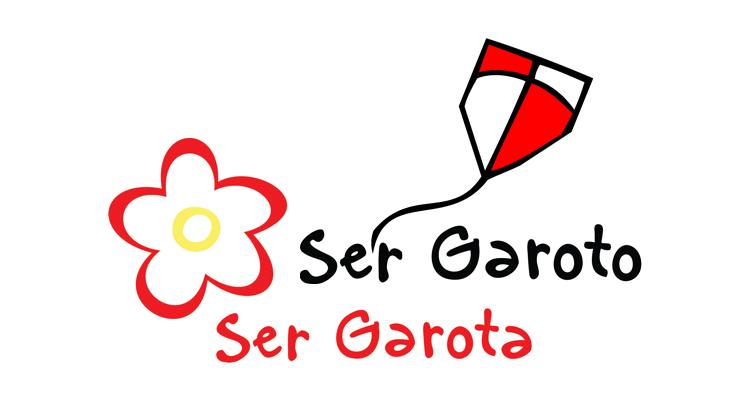 Logo Ser Garoto Ser Garota