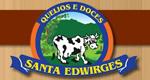 Logo Queijos e Doces Santa Edwirges