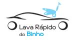 Logo Lava Rápido do Binho