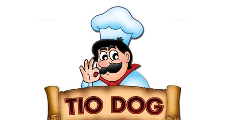 Logo Tio Dog Refeições