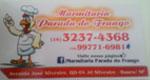 Logo Marmitaria Parada do Frango