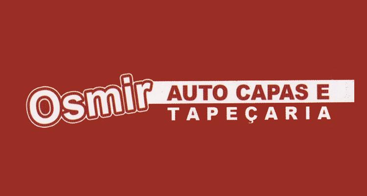 Logo Osmir Auto Capas e Tapeçaria