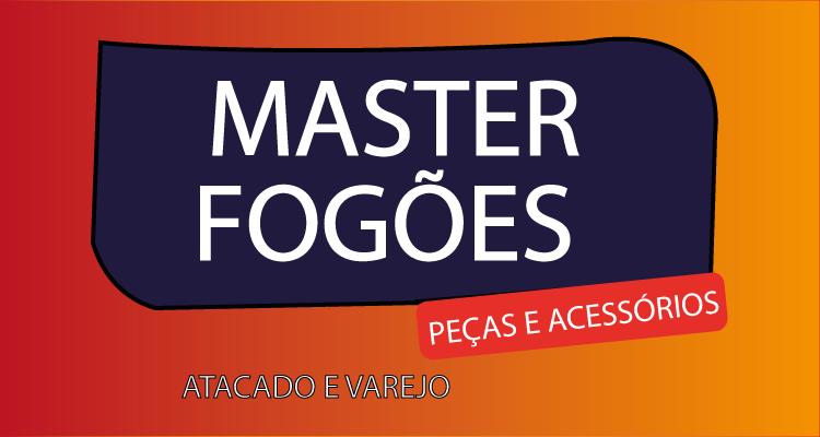 Logo Master Fogões Peças e Acessórios