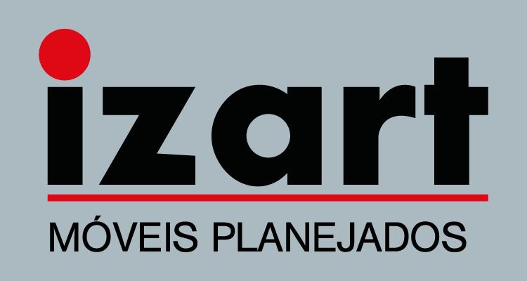 Logo Izart Móveis Planejados