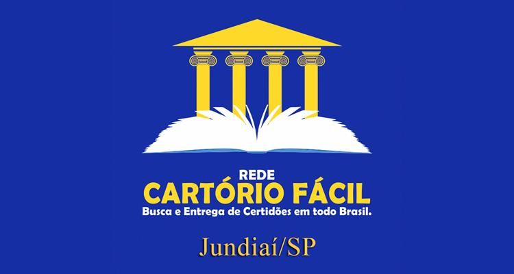 Logo Rede Cartório Fácil Jundiaí