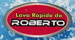 Logo Lava Rápido do Roberto