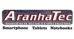 Logo AranhaTec Assistência Técnica