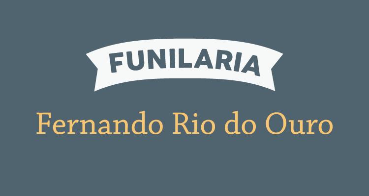 Logo Funilaria Fernando Rio do Ouro
