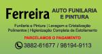Logo Auto Funilaria Ferreira