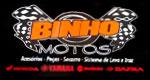 Logo Binho Motos Marília