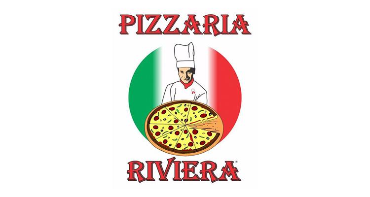 Logo Pizzaria Riviera