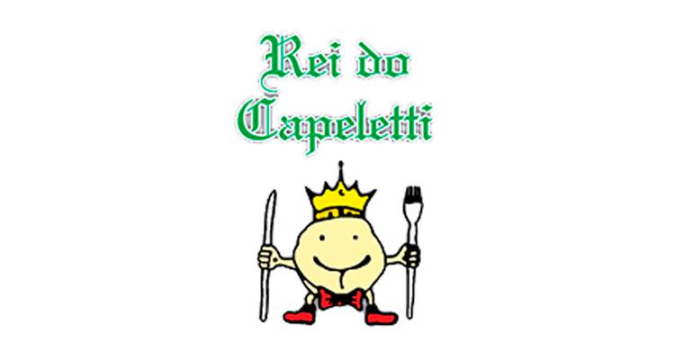 Logo Rei do Capeletti