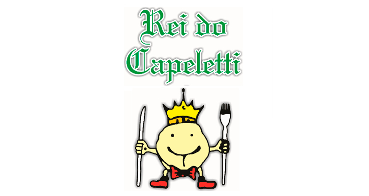 Logo Rei do Capeletti