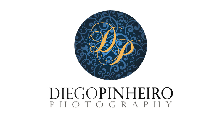 Logo Diego Pinheiro Photography