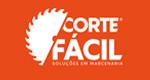 Logo Corte Fácil  Soluções em Marcenaria