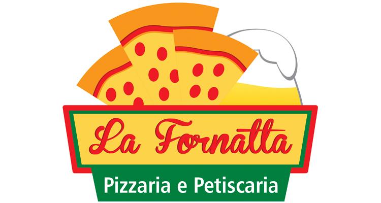 Logo La Fornatta Pizzaria e Petiscaria