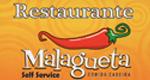 Logo Restaurante Malagueta