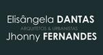 Logo Elisangela Dantas & Jhonny Fernandes