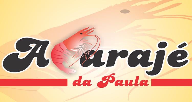 Logo Acarajé da Paula