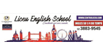 Logo Liceu English School Caraguá