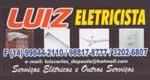 Logo Luiz Eletricista