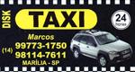 Logo Disk Táxi Marcos