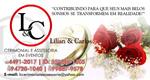 Logo L&C Cerimonial e Assessoria em Eventos