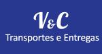 Logo V&C Transportes e Entregas