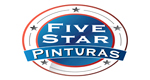 Logo Five Star Pinturas