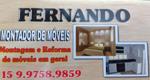 Logo Fernando - Montador de Móveis