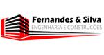 Logo Fernandes & Silva Engenharia e Construção
