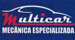 Logo Multicar Mecânica Especializada